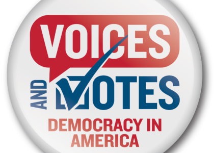 """Thumbnail for the post titled: Smithsonian's """"Voices and Votes"""" headed to Utica!"""
